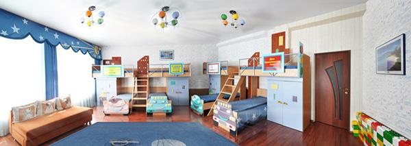 Условия пребывания в детском саду